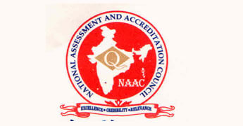 NAAC Accredited  with 'A' Grade